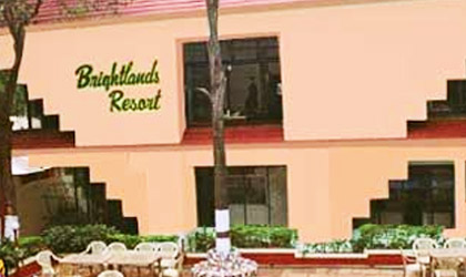 Brightlands Hotel, Matheran